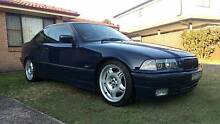 BMW 2 Door Coupe, E36 M42 318is 1992 5 Speed Manual, Sunroof Blacktown Blacktown Area Preview