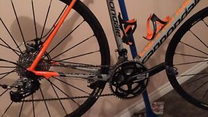Cannondale SuperX full carbon! 54cm CYCLOCROSS