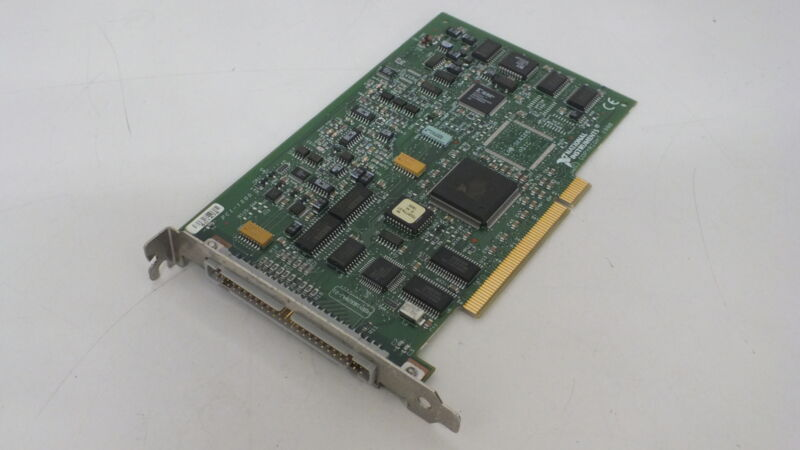 National Instruments PCI-1200 Data Acquisition Card