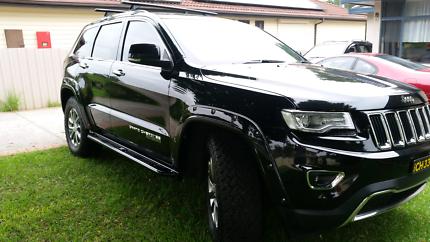 Jeep Grand Cherokee  Dapto Wollongong Area Preview