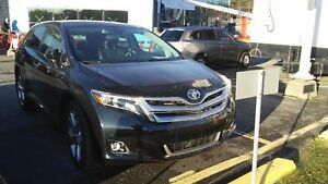 Toyota Venza LIMITED AWD *TOIT PANORAMIQUE-JBL-NAVIGATION*