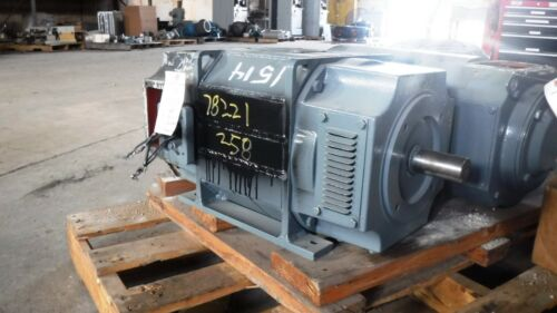 25 HP DC Sumitomo Electric Motor, 1750 RPM, B258AT Frame, DPFV, 500 V