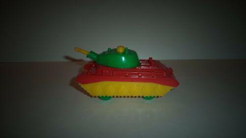 Vintage ELMAR Toy plastic Tank #4955
