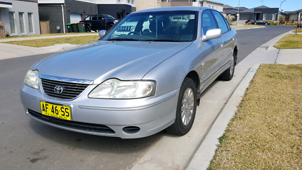 2004 Toyota Avalon/just serviced/5 months rego