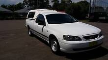 2003 FORD FALCON BA UTE XL - Canopy and Roof Racks Winmalee Blue Mountains Preview