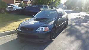 1998 Honda Civic Dx Coupe OBO