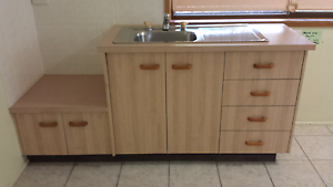 Kichen cabinet with sink and bench top granny flat Alexandra Hills Redland Area Preview