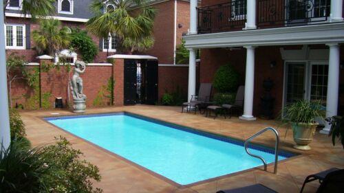 Medium Rectangle Swimming Pool Caribbean Model 26