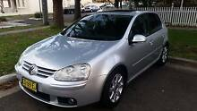 2005 Volkswagen Golf Hatchback Bexley Rockdale Area Preview