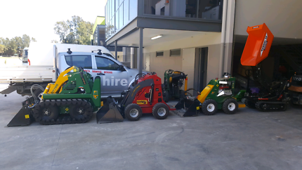 $149 Dingo Hire. Excavator Hire. Tool Hire Blacktown Blacktown Area Preview
