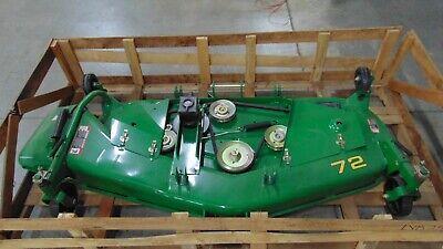 John Deere 72 Mid-mount Mower Deck For 4500 4600 Series Tractors Lvb25140