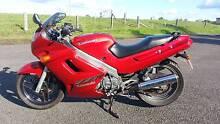 1997 Kawasaki ZZ-R 250 Red Maitland Maitland Area Preview