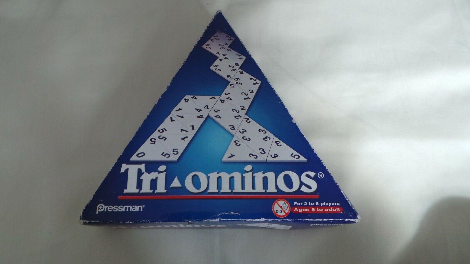 BOXED TRI-OMINOS