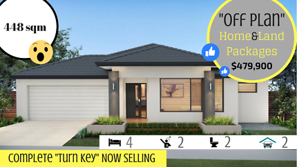 """""""Off The Plan"""" Home&Land Package *448(sqm) *Armstrong Creek"""