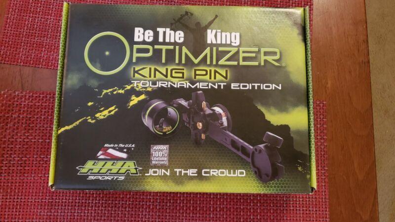 HHA TE5510 Optimizer Lite King Pin Bow Sight
