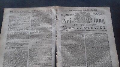 1806 29 Fabrikant Roese aus Eisenach / von Glöden Heyden Kartlow Kruckow