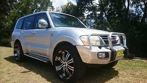 2000 Mitsubishi Pajero Wagon Epping Ryde Area Preview