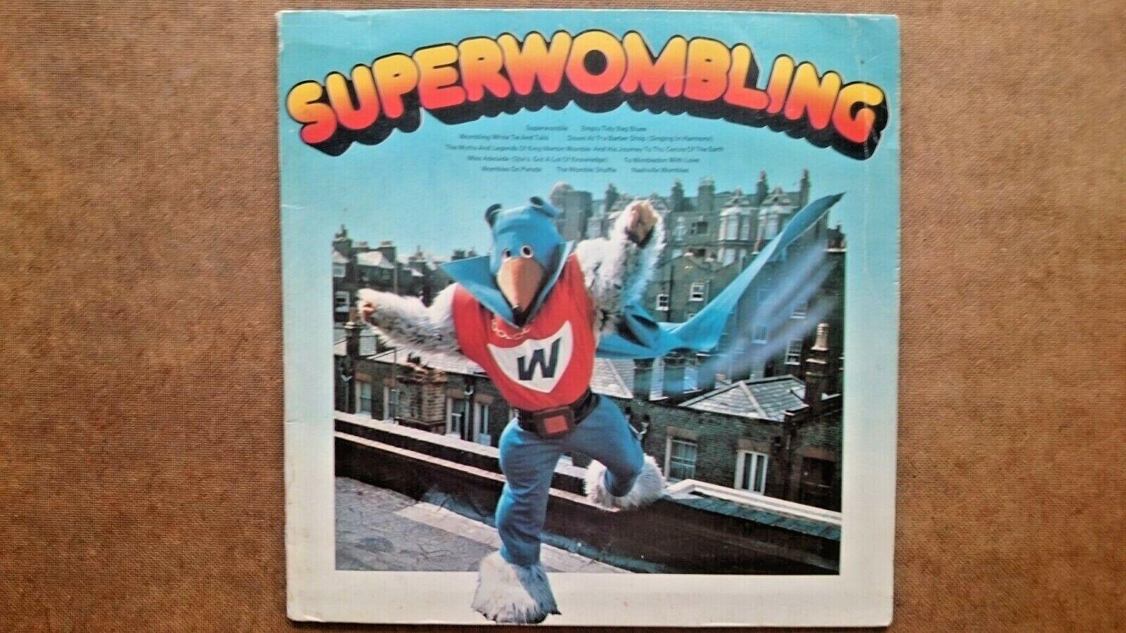 The Wombles - Superwombling ( Vinyl Record LP 1975)