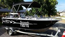4.5 Aluminium Boat -Side Console- Fishing & Leisure- Great Value! Redland Bay Redland Area Preview