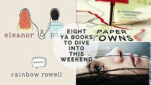 8 YA Books to Curl Up with This Weekend
