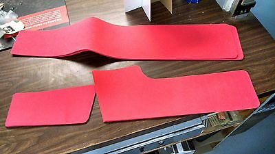 SANO Traction Pads Mats for Yamaha Wave Runner RED NEW