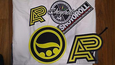 Jiu Jitsu Gi Patch - Shoyoroll athlete patch Set (5Piece)