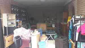 Moving garage sale desks clothes credenza's bedsides 9am to 1pm Redcliffe Redcliffe Area Preview