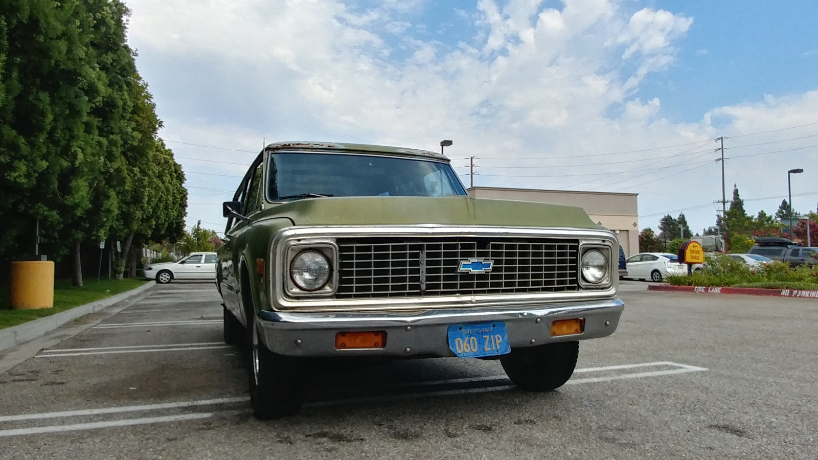 Image 21 of 1972 Chevrolet Suburban…