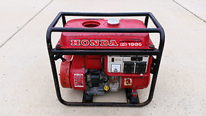 Honda generator 4 stroke Fairney View Ipswich City Preview