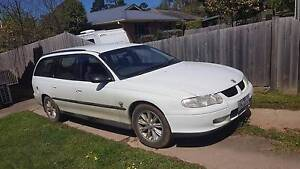 2001 Holden Commodore Wagon Seville Yarra Ranges Preview