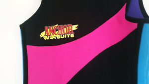Anchor Womens vintage wetsuit Kingston Kingborough Area Preview