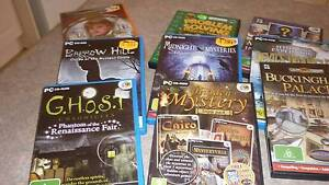 SELECTION OF PC GAMES ON CDROM.- ANY FIVE FOR $20 Mount Gambier Grant Area Preview