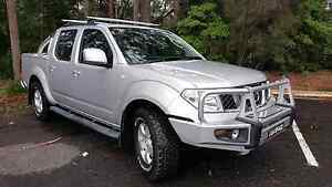 MY 11 Nissan Navara ST 4x4 Diesel Automatic Waitara Hornsby Area Preview
