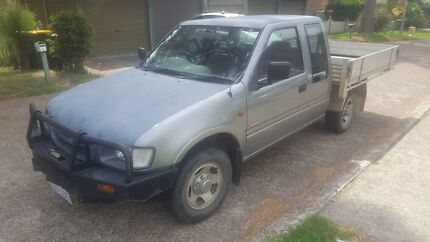 Holden Rodeo LX SpaceCab