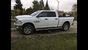 2013 RAM 2500 SLT full factory warranty