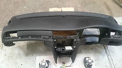 2009 SKODA SUPERB DASHBOARD AIR BAG KIT SEAT BELTS AND MODULE 3T0959655A