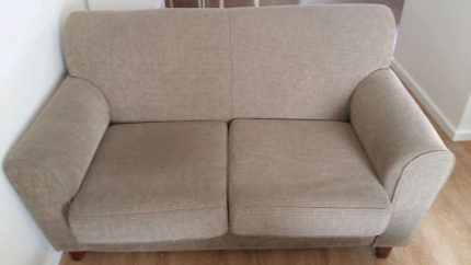 Comfortable two seated sofa for sale