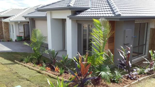 gold coast structural landscaping | landscaping