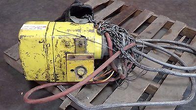 Yale 2 Ton Chain Hoist Model Kal2-14st1112s2
