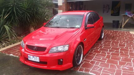 2007 holden commodore sv6 Narre Warren South Casey Area Preview