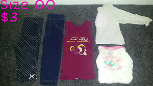 Baby girls clothes 00 0 & 1 Greenmount Toowoomba Surrounds Preview