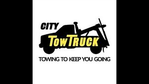 City tow truck service