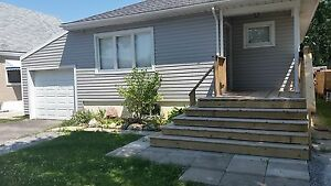 4bedroom 2bath 2kitchen living room and recroom AC fenced