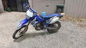 2002 YAMAHA  WR426 Werribee Wyndham Area Preview