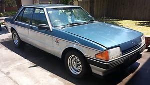 Ford Falcon Xe Sedan 1984 Box Hill Whitehorse Area Preview