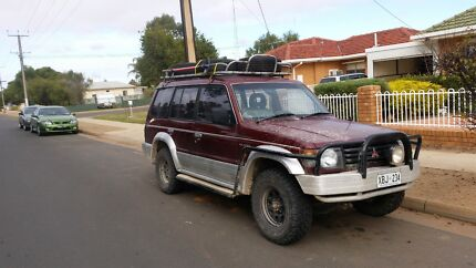 92 pajero 5 speed Port Pirie Port Pirie City Preview