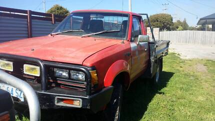 Datsun Nissan 720 Ute Ravenswood Launceston Area Preview
