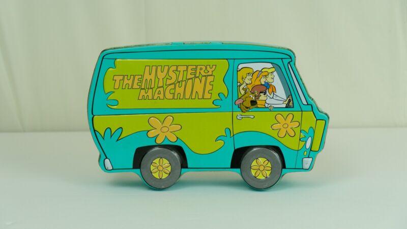 Mystery Machine Scooby Doo Tin Lunchbox