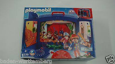 NEW Theater Playmobil 4239 series rare retired for collectors toy MIBNO New