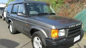 2001 Land Rover Discovery TD5 SUV